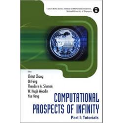 Computational Prospects Of Infinity - Part I: Tutorials