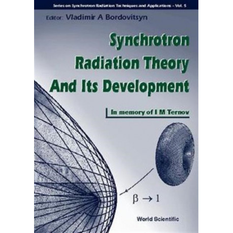 Synchrotron Radiation Theory And Its Development, In Memory Of I M Ternov (1921-1996)