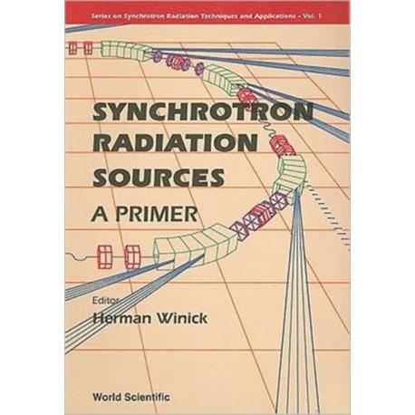Synchrotron Radiation Sources - A Primer