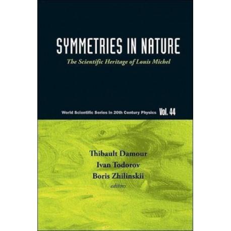 Symmetries In Nature: The Scientific Heritage Of Louis Michel