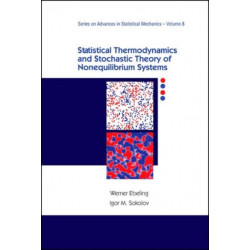 Statistical Thermodynamics And Stochastic Theory Of Nonequilibrium Systems