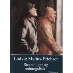 Strandinger og redningsfolk: fortællinger fra den jyske vestkyst og Skagen