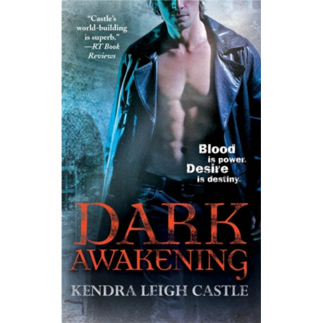 Dark Awakening: Number 1 in series