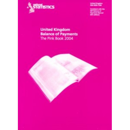 United Kingdom balance of payments: the pink book 2004