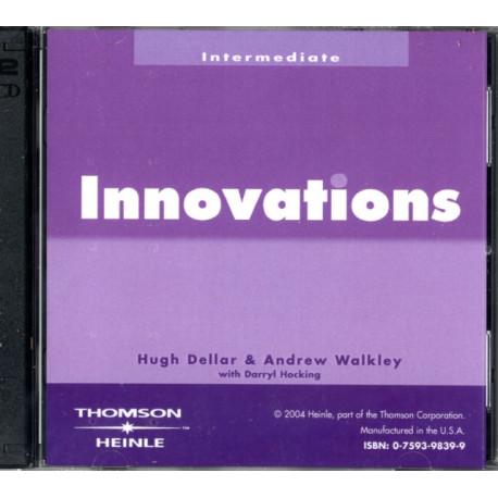 Innovations - Intermediate - Audio CDS