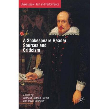 A Shakespeare Reader