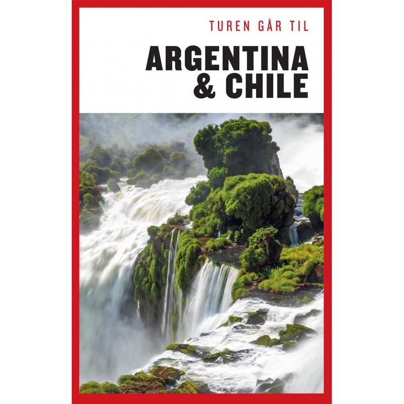 turen g r til argentina chile af rune vitus harritsh j rejseguide h ftet. Black Bedroom Furniture Sets. Home Design Ideas