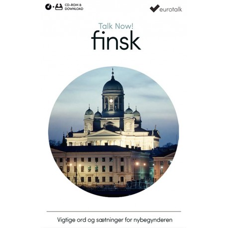 Finsk begynderkursus CD-ROM & download