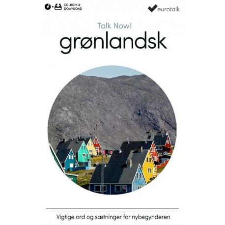 Grønlandsk begynderkursus CD-ROM & download