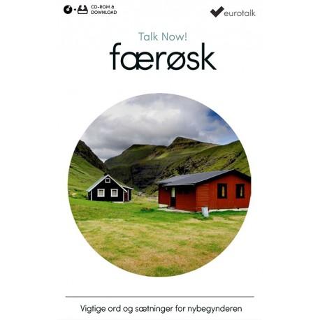 Færøsk begynderkursus CD-ROM & download