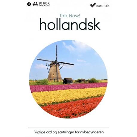 Hollandsk begynderkursus CD-ROM & download