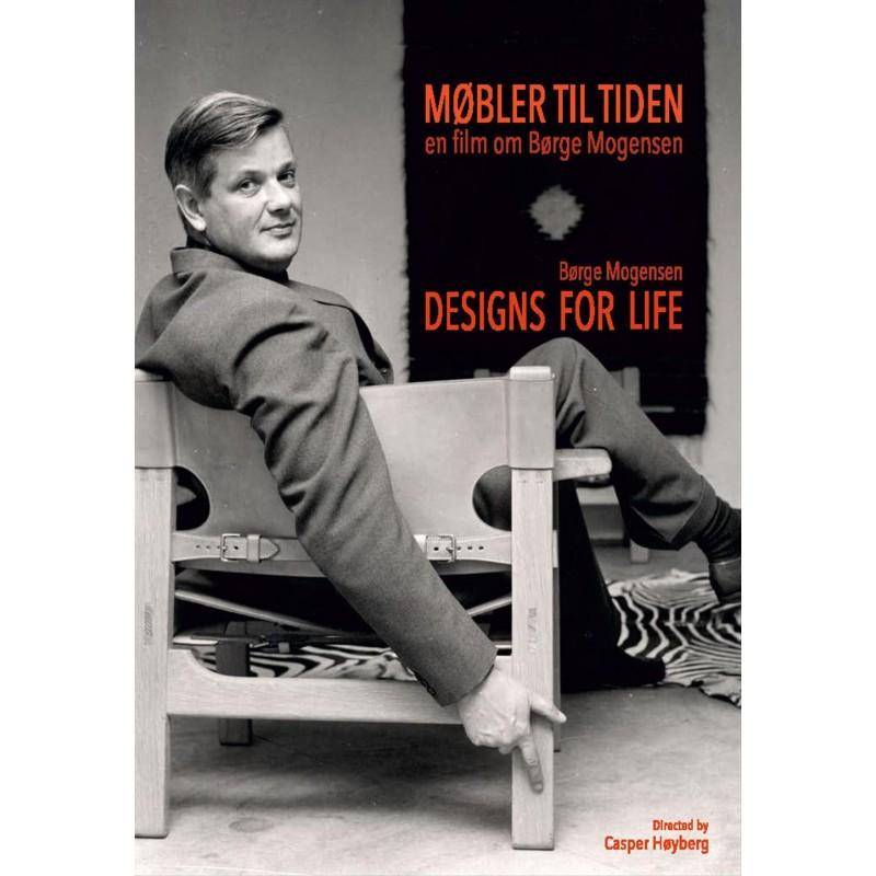 m bler til tiden en film om b rge mogensen multimedia dvd. Black Bedroom Furniture Sets. Home Design Ideas