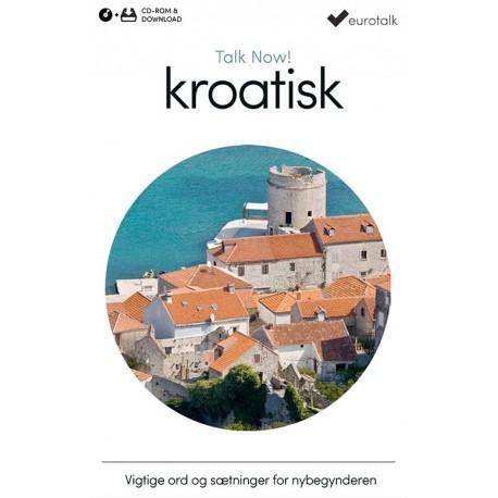 Kroatisk begynderkursus CD-ROM & download