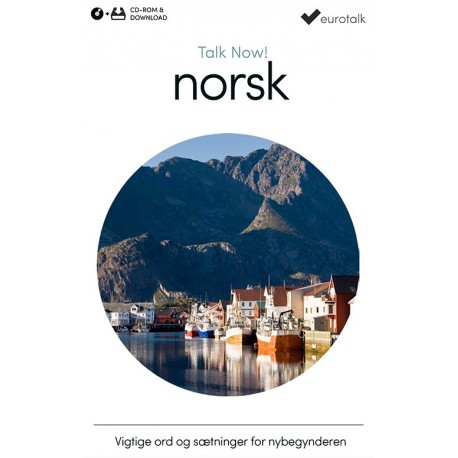 Norsk begynderkursus CD-ROM & download