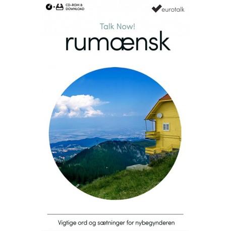 Rumænsk begynderkursus CD-ROM & download