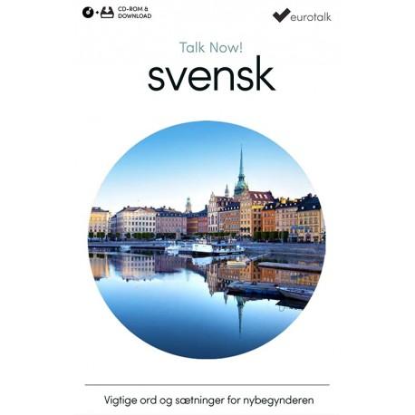 Svensk begynderkursus CD-ROM & download