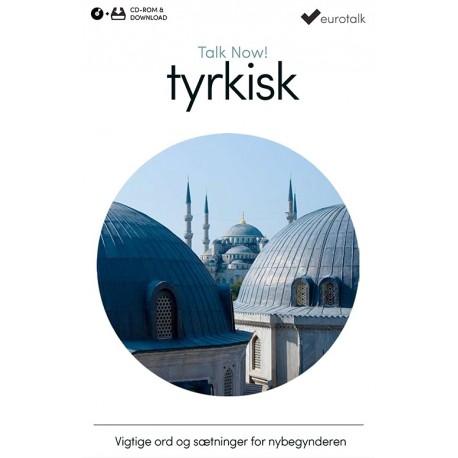 Tyrkisk begynderkursus CD-ROM & download