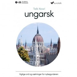Ungarsk begynderkursus CD-ROM & download