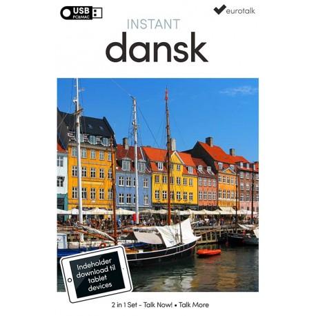 Dansk begynder- og parlørkursus USB & download