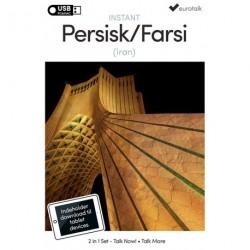 Persisk (Farsi) begynder- og parlørkursus USB & download