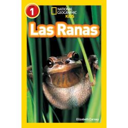 National Geographic Readers: Las Ranas (Frogs)