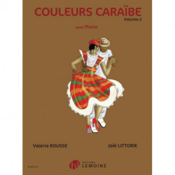 COULEURS CARABE VOLUME 2 PIANO SOLO