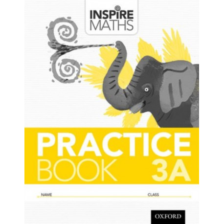 Inspire Maths: Practice Book 3A (Pack of 30)
