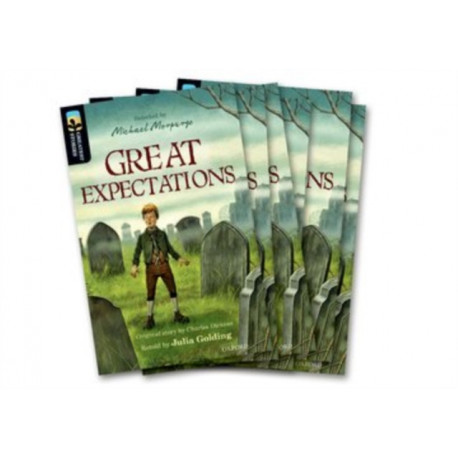 Oxford Reading Tree TreeTops Greatest Stories: Oxford Level 20: Great Expectations Pack 6