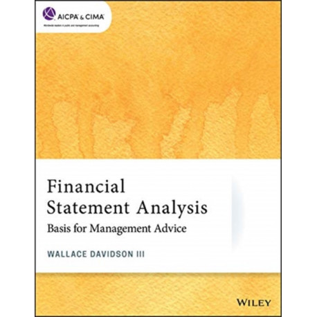Financial Statement Analysis: Basis for Management Advice