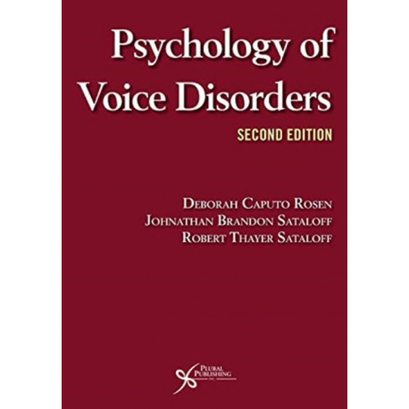 Psychology of Voice Disorders