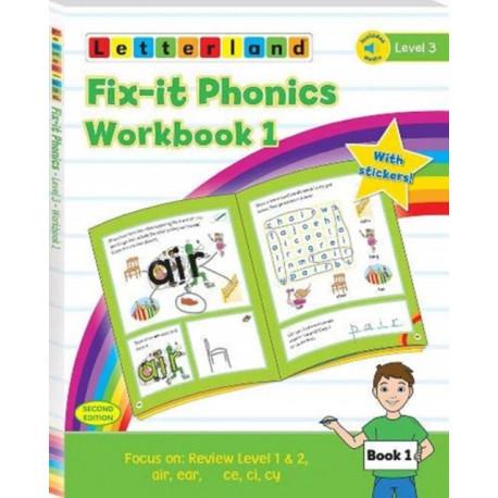 Fix-it Phonics - Level 3 - Workbook 1 (2nd Edition)