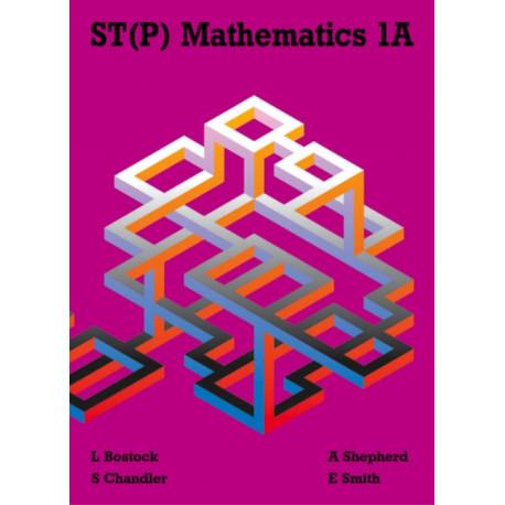 ST(P) Mathematics 1A