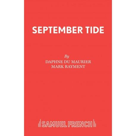 September Tide: a Play