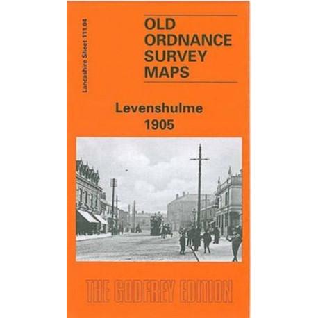 Levenshulme 1905: Lancashire Sheet 111.04