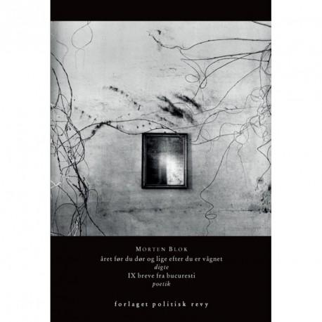 Året før du dør og lige efter du er vågnet - IX breve fra Bucuresti: digte - poetik