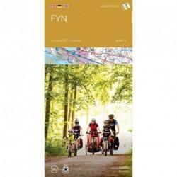 Cykelkortserie Danmark 5: Fyn