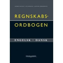 Regnskabsordbogen engelsk-dansk