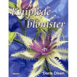 Kniplede Blomster