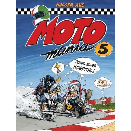 Motomania (Bind 5)
