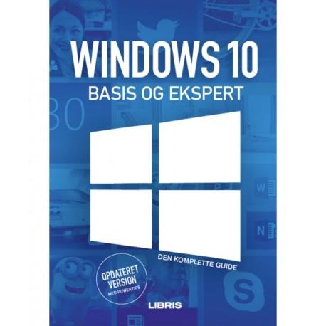 Windows 10 Bogen Basis og Ekspert