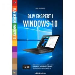 Bliv ekspert i Windows 10