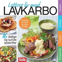 Lavkarbo 1: 16 dejlige opskrifter til Lavkarbo/LCHF
