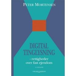 Digital tinglysning: rettigheder over fast ejendom