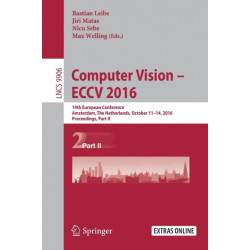 Computer Vision - ECCV 2016: 14th European Conference, Amsterdam, The Netherlands, October 11-14, 2016, Proceedings, Part II