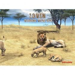 Mig og løven: Verdens vilde dyr