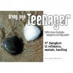Teenager - bliv den bedste udgave af dig selv: 57 dialogkort til refleksion, samtale, handling