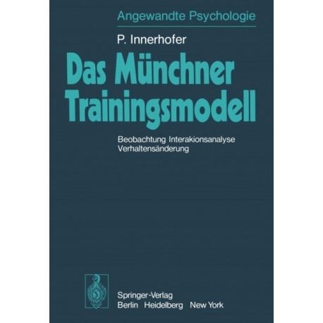 Das Munchner Trainingsmodell