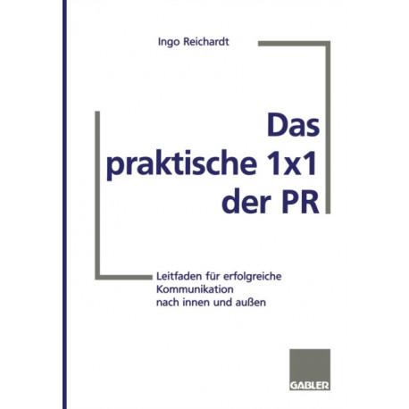 Das Praktische 1A - 1 der PR
