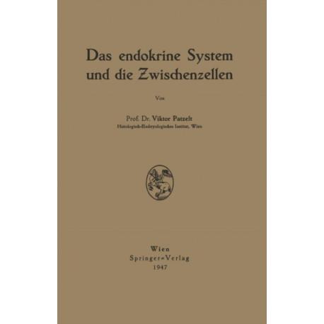Das Endokrine System Und Die Zwischenzellen