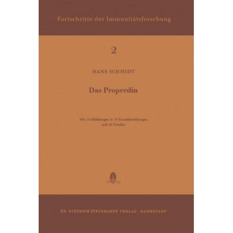 Das Properdin